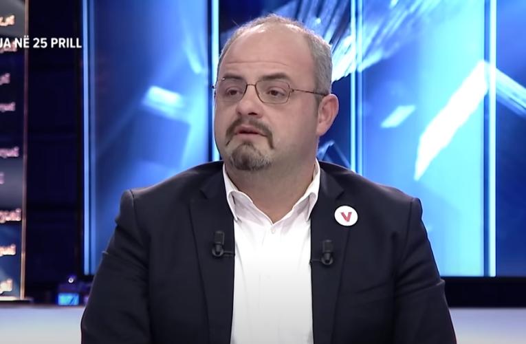 """Boiken Abazi në """"Real Story"""" me Sokol Ballën dhe Fatos Lubonjën për projektin politik të LVV në Shqipëri"""