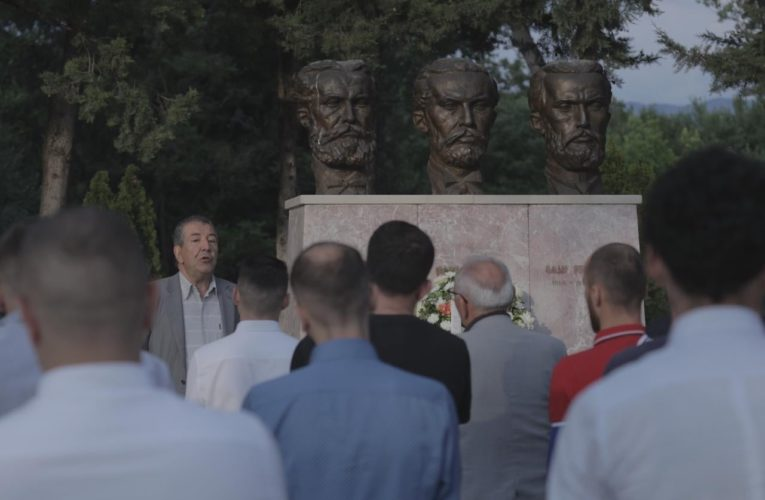 143 vjetori i Lidhjes Shqiptare të Prizrenit shënohet në Tiranë
