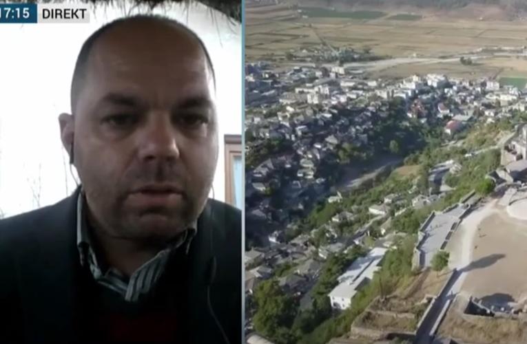 Bypass-i mund ti kushtojë Gjirokastrës largimin nga UNESCO. Flet për Syri Tv Kreshnik Merxhani