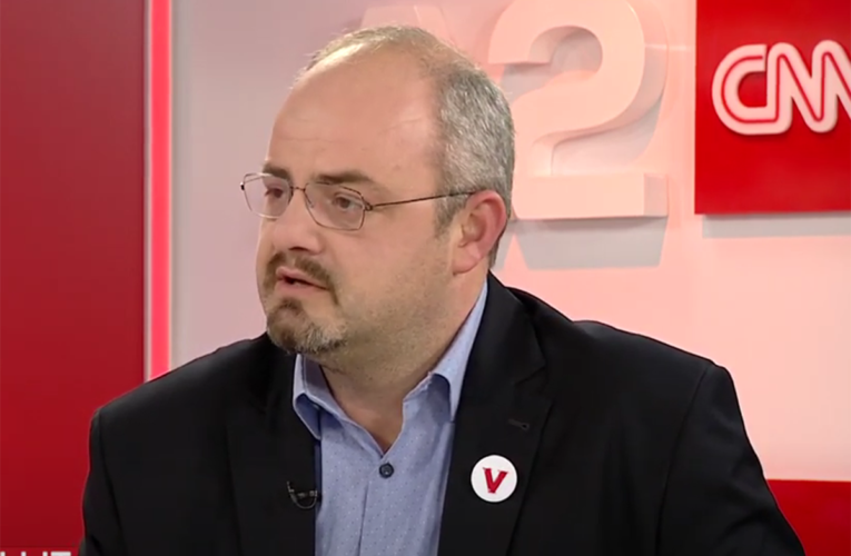 """""""Krejt Tjetër"""", kandidati i Vetëvendosjes në Tiranë: Ka etje për diçka të re në Shqipëri"""